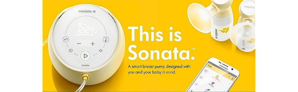 Amazon Com Medela Sonata Smart Double Electric Breast Pump