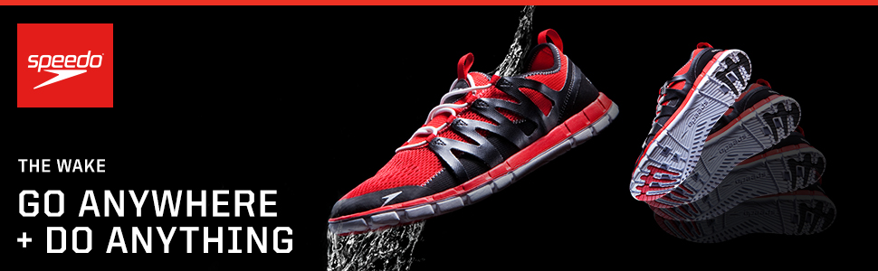 the Wake Athletic Water Shoe