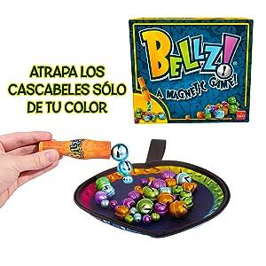 Bellz! - Juego magnético de mesa (Goliath - 70382): Amazon.es ...