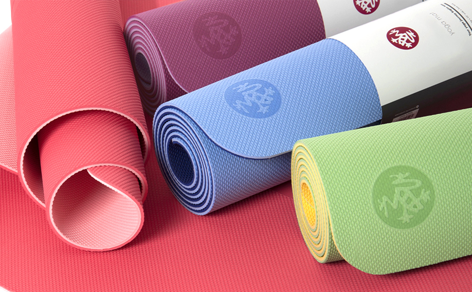 manduka マンドゥカ ヨガマット yogamat ヨガ yoga welcome begin ビギン ウェルカム 初心者 ビギナー 軽量 リバーシブル カラフル 筋トレ 滑らない グリップ