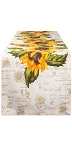sunflowers springtime warm summer yellow green