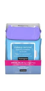 Neutrogena Hydrating Makeup Remover Facial Wipes