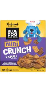 Blue Dog Bakery Mini Crunch