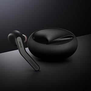 Jabra Talk 55 mono Bluetooth headphones are engineered for premium noise cancellation