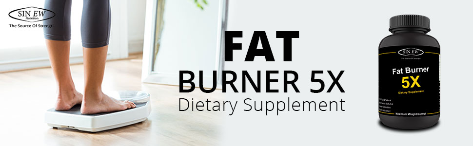 Fat burner for weight loss