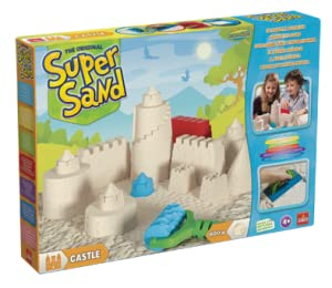 Super Sand - Castillo set de juego (Goliath 83219): Amazon.es ...