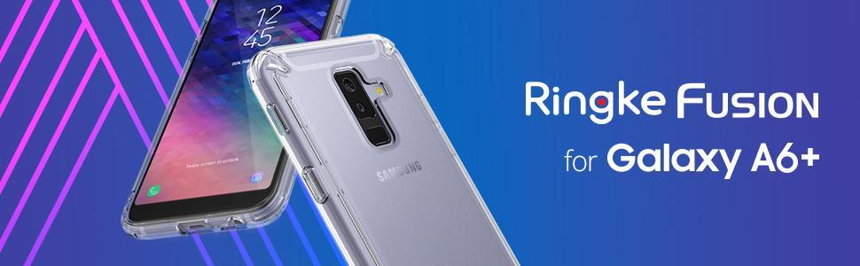 husa Ringke Fusion pentru Samsung Galaxy A6 Plus 2018
