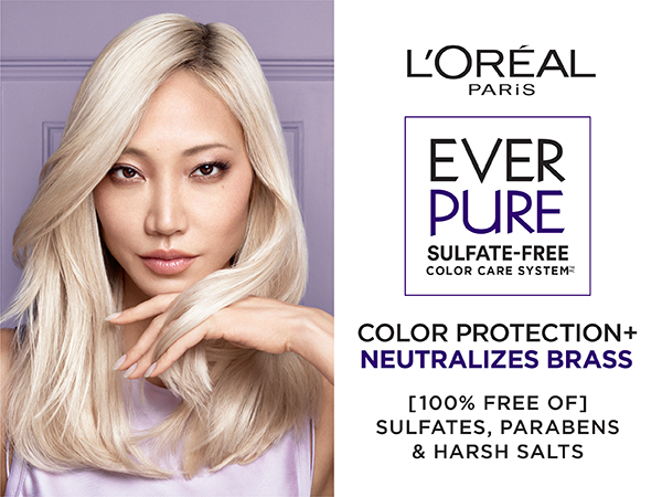 bleached blonde hair care, blonde hair treatment, platinum hair care, remove brassiness from hair