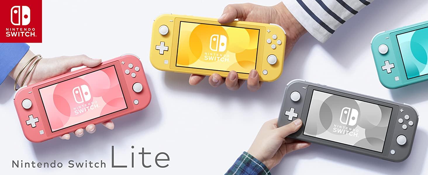 Switch Lite 1
