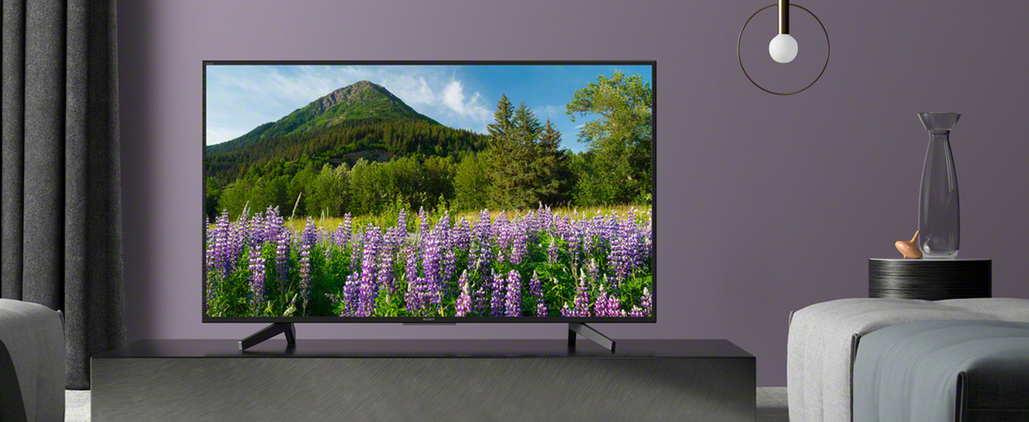 8b6d519e70ac Sony KD43XF7003 43-Inch 4K HDR Ultra HD Smart TV with Freeview Play ...