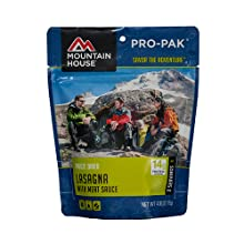 Mountain House lasagna with meat sauce pro-pak product image