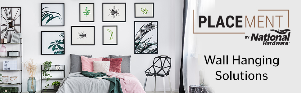 Placement wall hanging