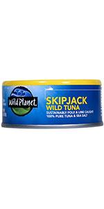 skipjack, tuna, albacore