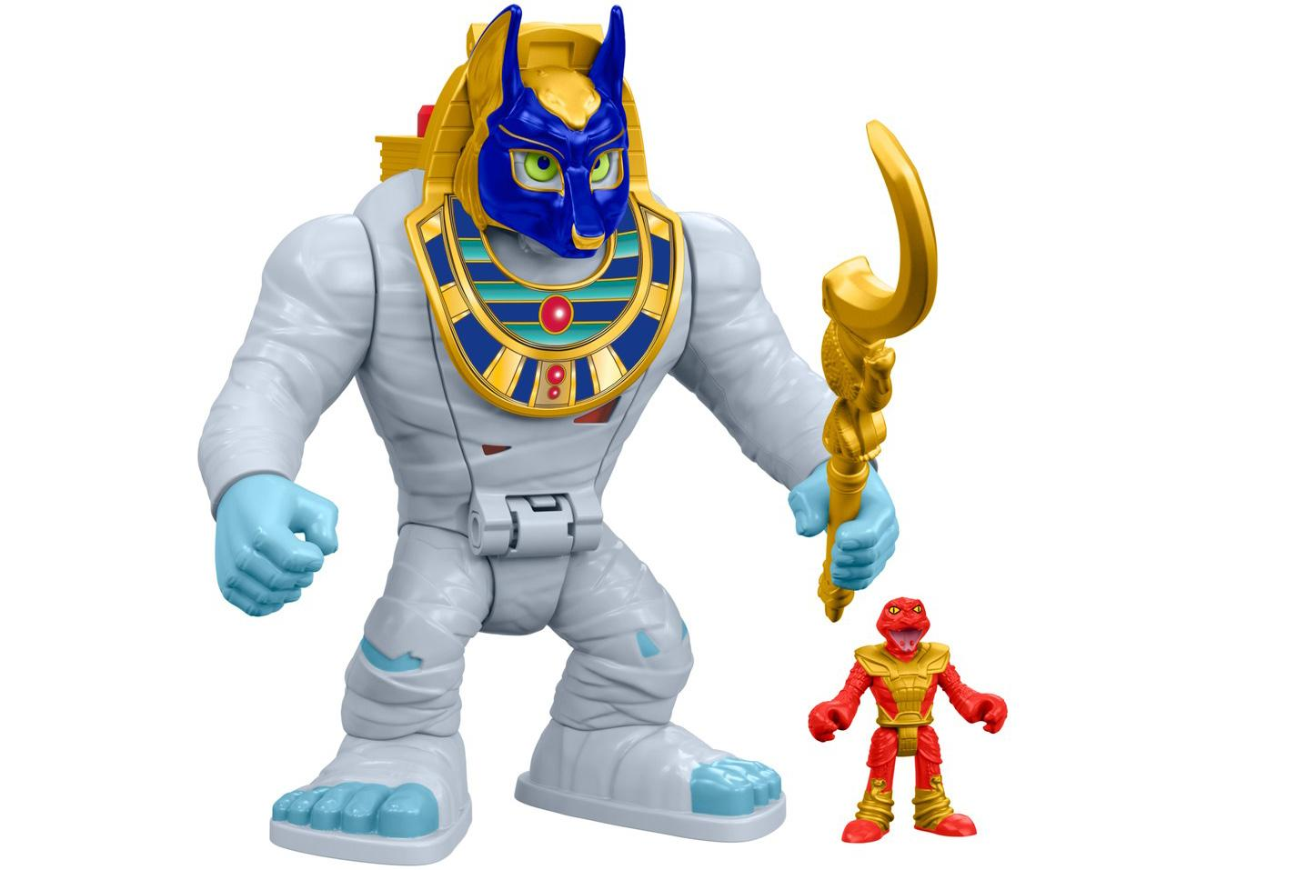 Amazon.com: Fisher-Price Imaginext Mummy King Figure: Toys & Games