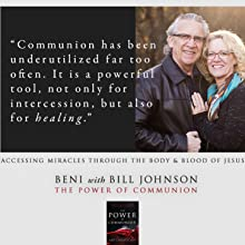the power of communion beni johnson bill johnson