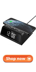 alarm wireless charger