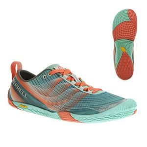 Merrell Vapor Glove 2, Men's Lace-Up Trail Running Shoes