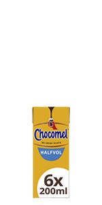 Chocomel Chocolademelk Halfvol 5 x (6 x 200 ml) Multi-pack