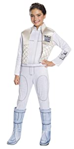 Girls Princess Leia Hoth Costume