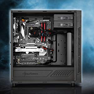 Sharkoon s25-v - Caja de Ordenador, pc Gaming, semitorre ATX, Negro.: Sharkoon: Amazon.es: Informática