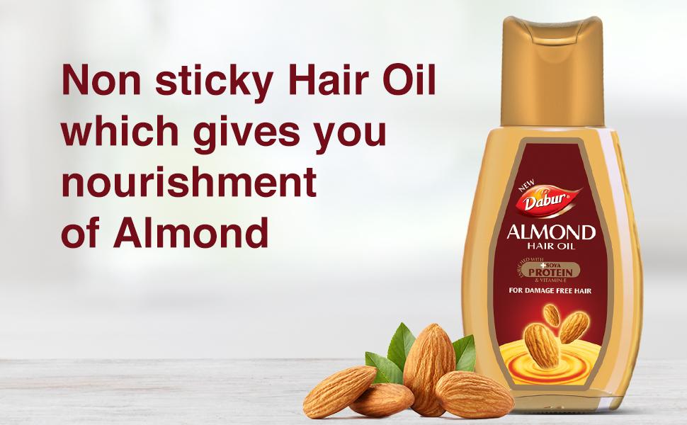 Hair Oils ; Hair OIl ; Almond Hair oil ; Dry hair ; nourishment ;strong hair ; Long Hair