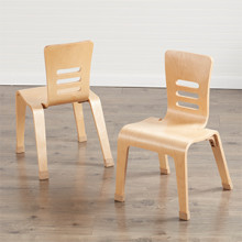 Stacking Chair Set