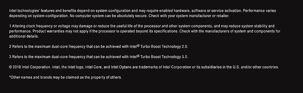 Intel Core i9-7980XE extreme edition processor