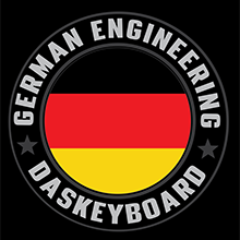 German, Engineering,Durable, Quality, Confidence, Precision, Gamer,Professional, Solid, Cherry, Mech