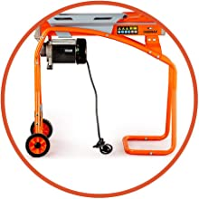 log,splitter,electric,stand,tray,ton,yardmax,firewood,wood,easy,lightweight,strong,fast,portable