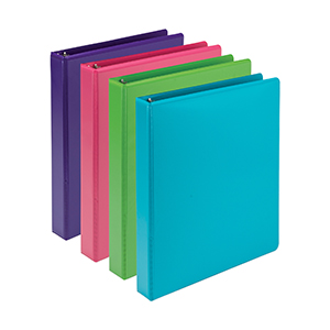 Fashion Durable Binders and Notebooks
