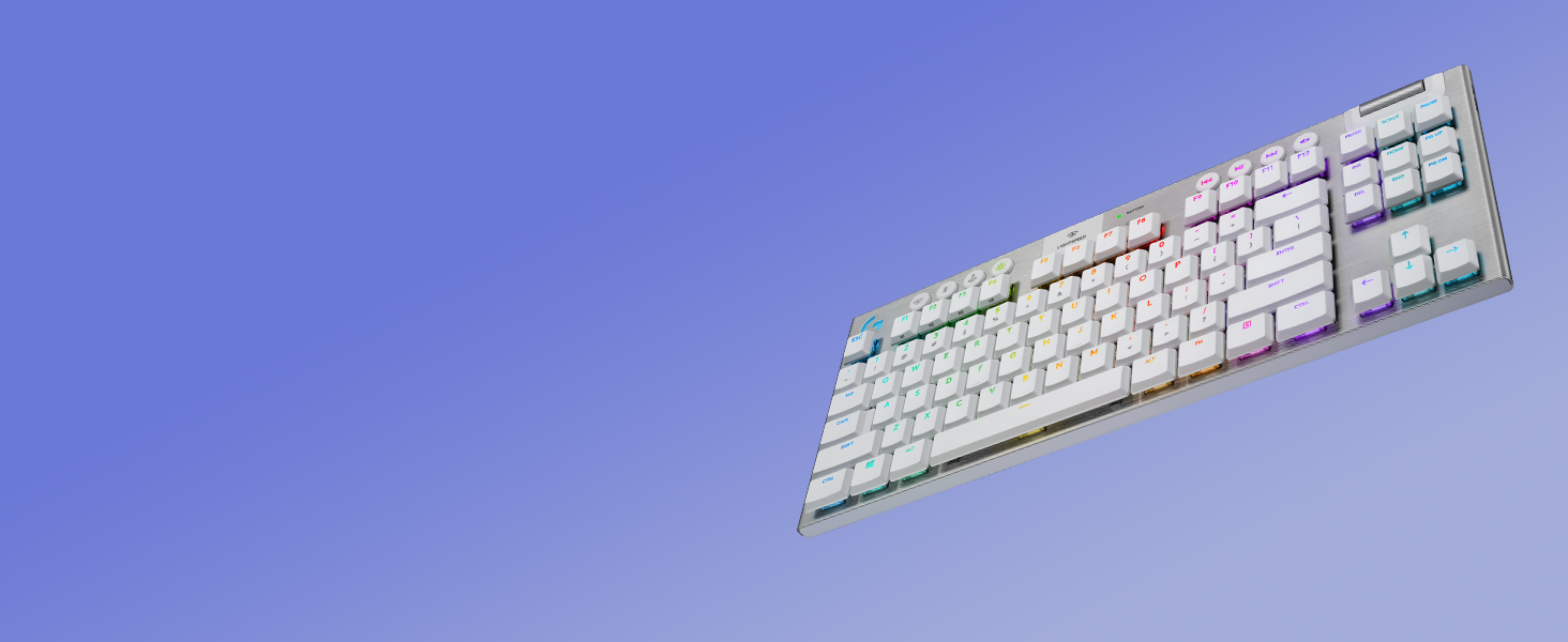 G915 TKL LIGHTSPEED Wireless Gaming Keyboard