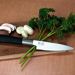 stainless steel sharp edge heavy lighweight nimble knife knives cutlery