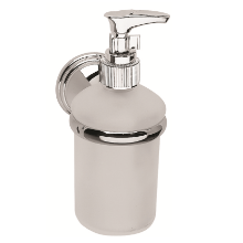 Westminster soap dispenser