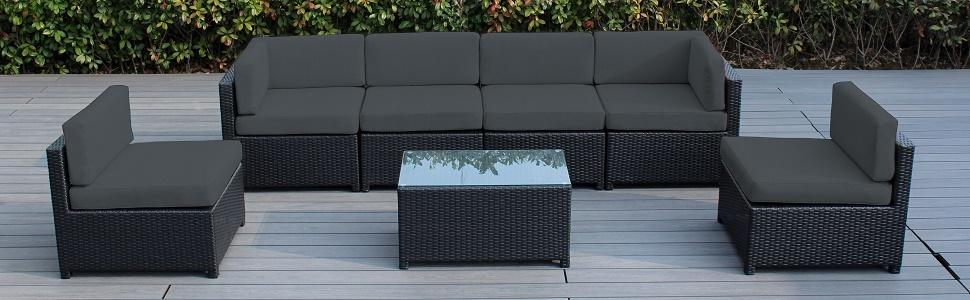 Ohana   Mezzo 7 Piece Seating Set. Popular Outdoor Furniture ...