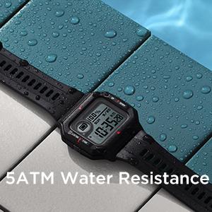 Water Resistant Smartwatch