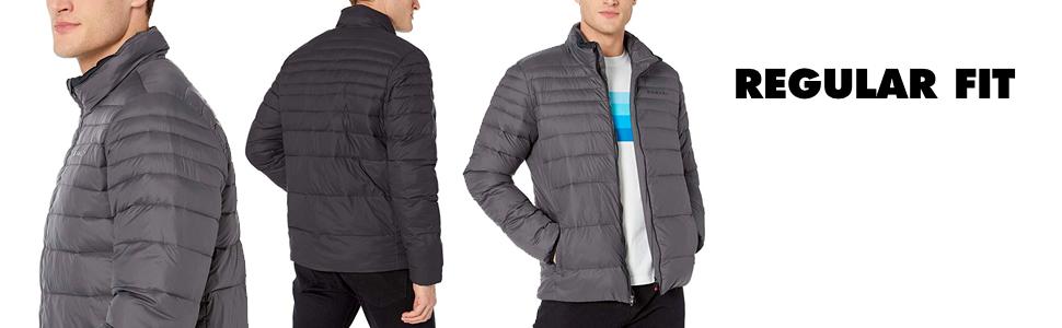 Oakley, down, bomber, jacket, insulated, baffle, design, enhanced, performance, comfort, secure