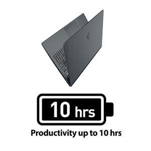 10 hour battery life