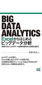Excelから始めるビッグデータ分析