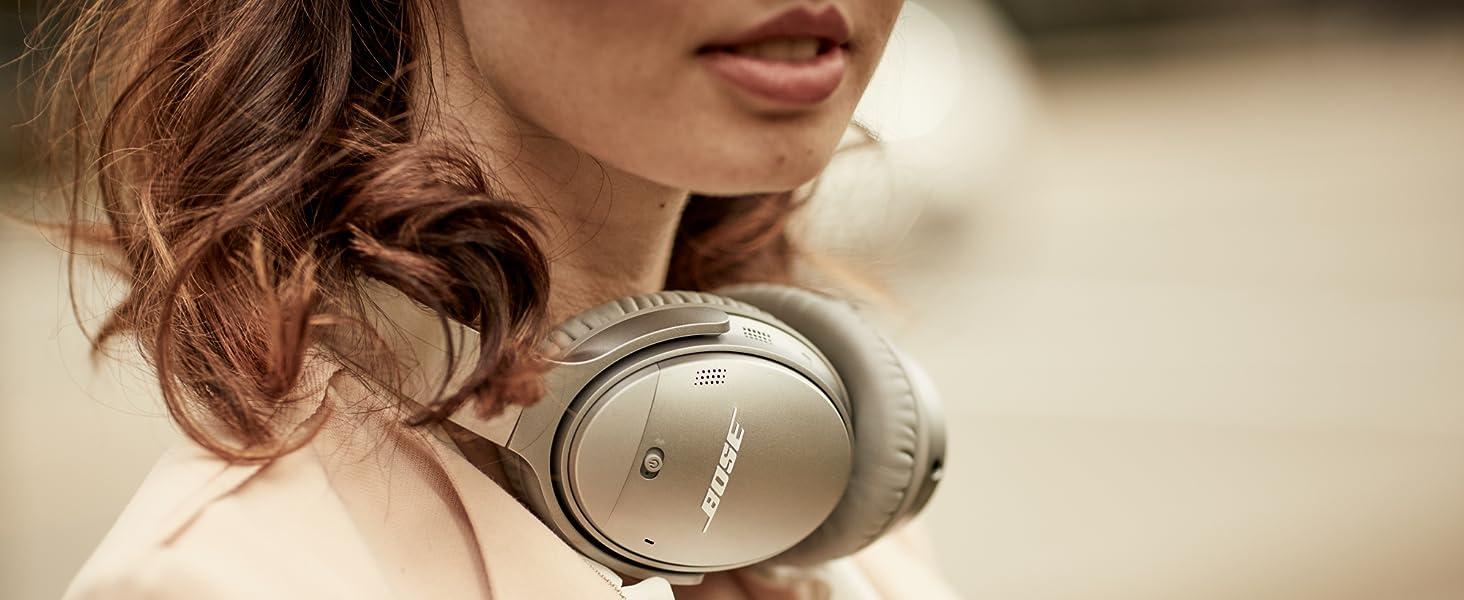 bose, musica, fone de ouvido sem fio