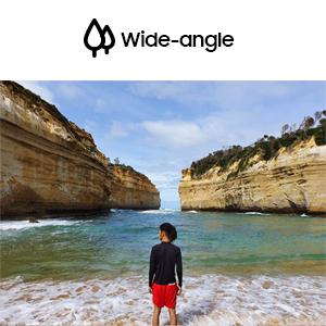 Wide angle professional pro photo photgraph
