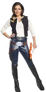 Women's Han Solo Classic Costume