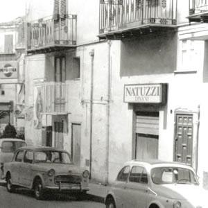 born in Italy Pasquale Natuzzi