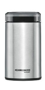 Rommelsbacher Kaffeemühle Gewürzmühle Universalmühle EKM 100