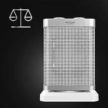 calefactor 3 modos , calefactor cerámico potente