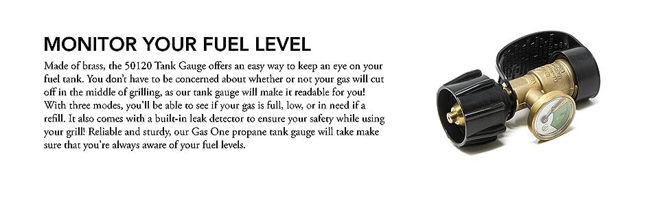 gauge propane