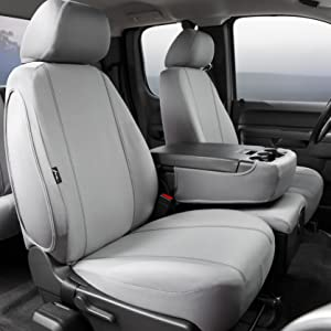Seat Protector Gray 40-20-40