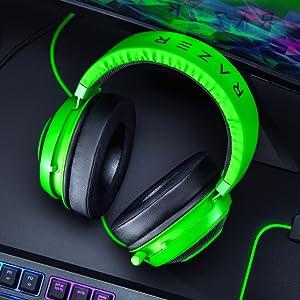 Razer レイザー レーザー Kraken Pro V2 クラーケン プロ ゲーミング ヘッドセット ゲーミングヘッドセット 父ノ背中 ちちのせなか windows 10 win10  PS4