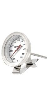 Bimetal Thermometer (up to 550F)