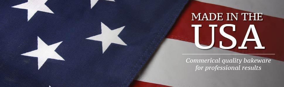 Made in the USA, Baking Pan, Baking Sheet, American Baking, Baking, Cookie Sheet