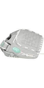 Sure Catch Youth Softball Glove, 11 inch, Right Hand Throw